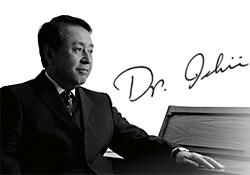 石井禮次郎先生ってどんな方?